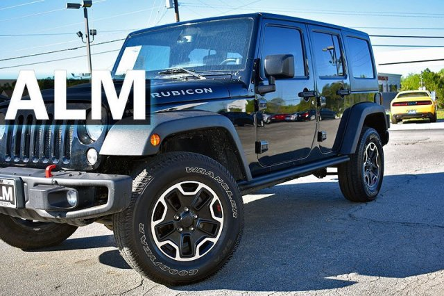 2014 Jeep Wrangler Rubicon >> Pre Owned 2014 Jeep Wrangler Unlimited Rubicon Convertible In Buford