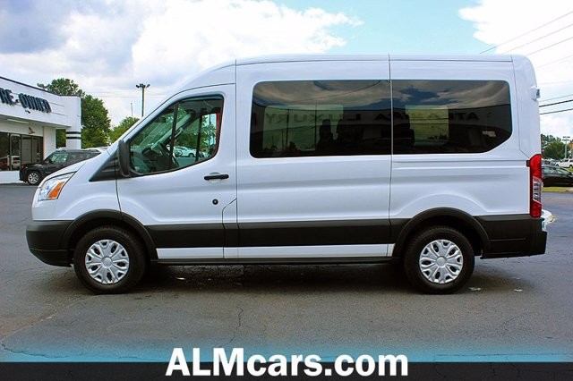 Pre-Owned 2019 Ford Transit Passenger Wagon 150 XLT