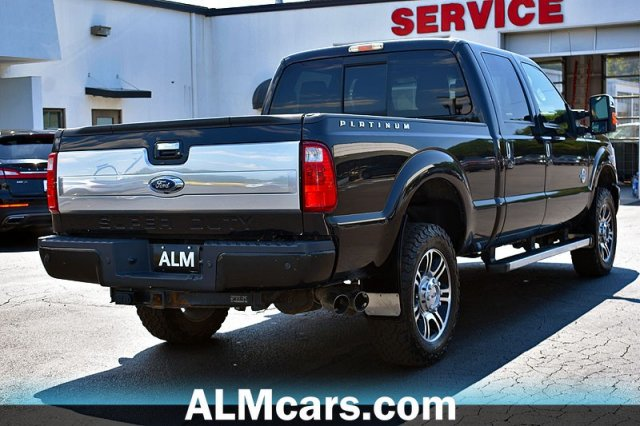 Pre-Owned 2015 Ford Super Duty F-350 SRW Lariat
