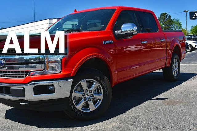 Ford Mall Of Ga >> Pre Owned 2018 Ford F 150 Lariat With Navigation 4wd