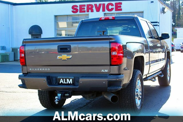 Pre-Owned 2015 Chevrolet Silverado 2500HD Built After Aug 14 High Country