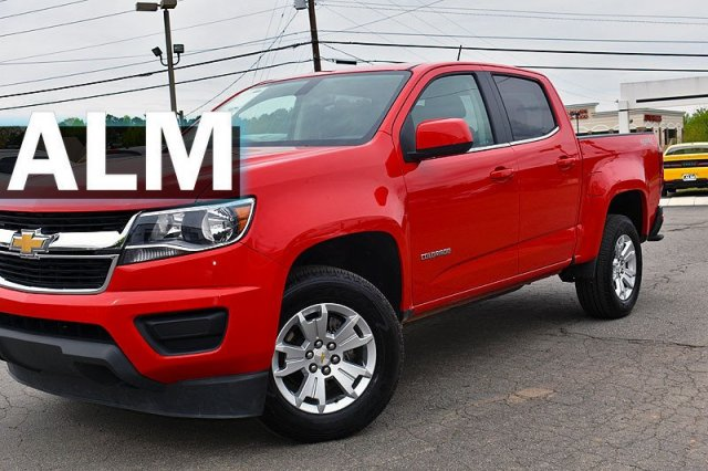 Pre-Owned 2019 Chevrolet Colorado 4WD LT