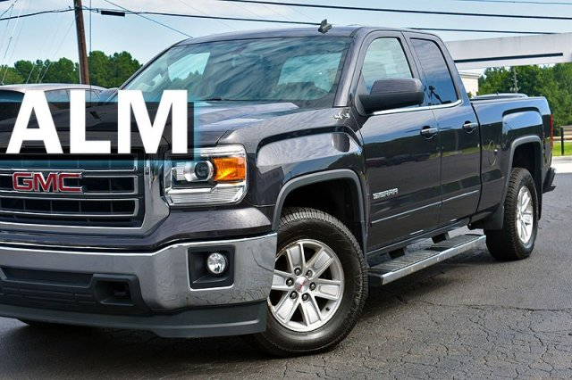Awesome Pre Owned 2014 Gmc Sierra 1500 Sle 4Wd Bralicious Painted Fabric Chair Ideas Braliciousco