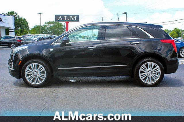 Pre-Owned 2019 Cadillac XT5 Premium Luxury FWD