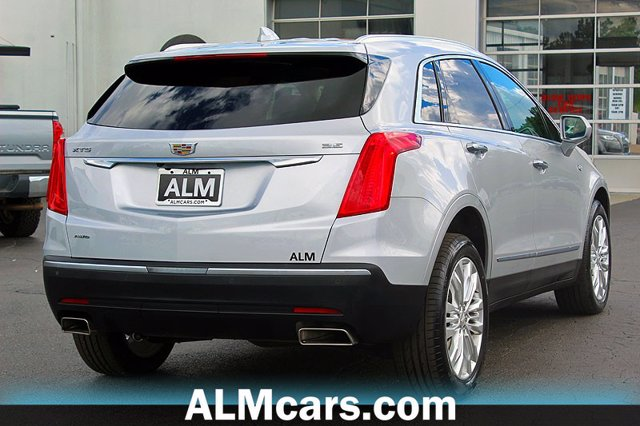 Pre-Owned 2019 Cadillac XT5 Premium Luxury AWD