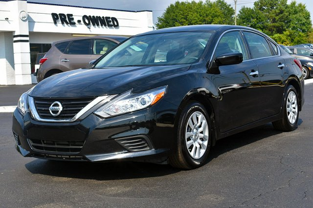 Nissan Altima 2.5 S >> Pre Owned 2018 Nissan Altima 2 5 S Fwd 4dr Car