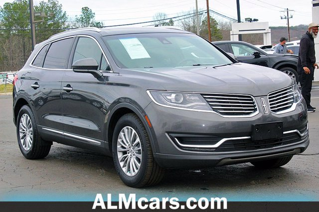 Pre-Owned 2017 Lincoln MKX Select