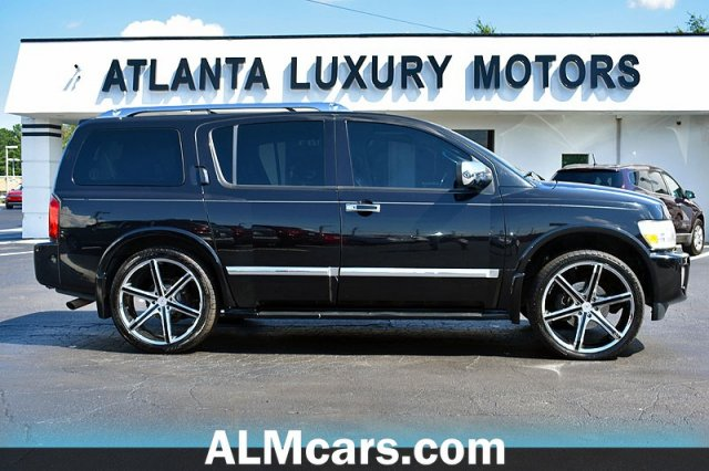 Pre-Owned 2008 INFINITI QX56 Base