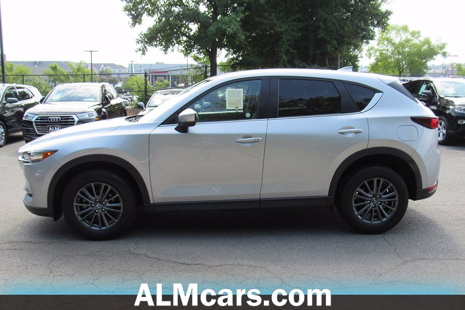 Mall Of Georgia Mazda >> Pre-Owned 2019 Mazda CX-5 Touring Sport Utility in Buford ...