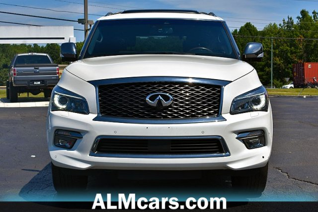 Pre-Owned 2017 INFINITI QX80 Limited