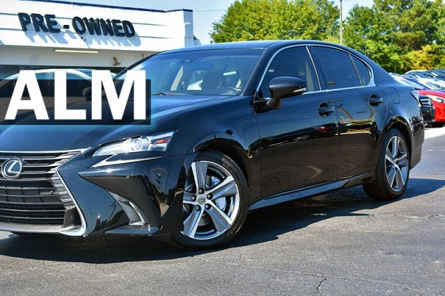 Pre Owned Lexus >> Pre Owned 2016 Lexus Gs 350 Base With Navigation