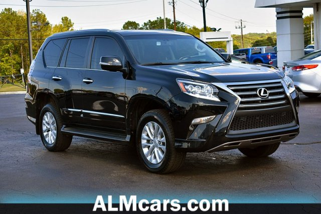 Pre-Owned 2017 Lexus GX Base