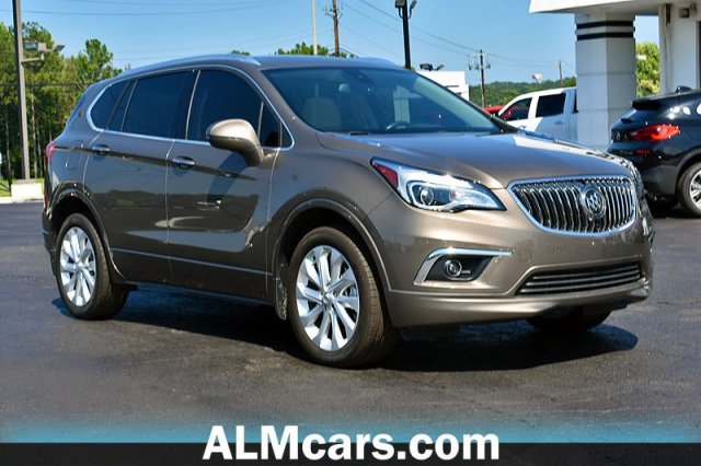 Pre-Owned 2017 Buick Envision Premium II