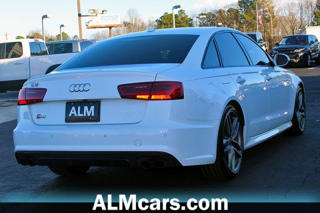 Pre-Owned 2018 Audi S6 Premium Plus