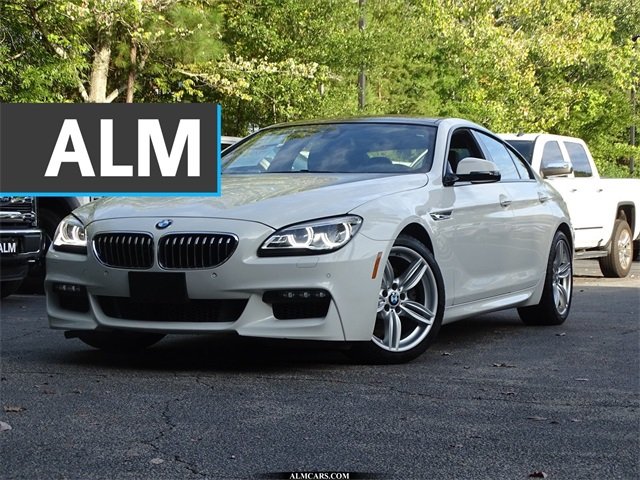 Pre-Owned 2018 BMW 6 Series 640i Gran Coupe