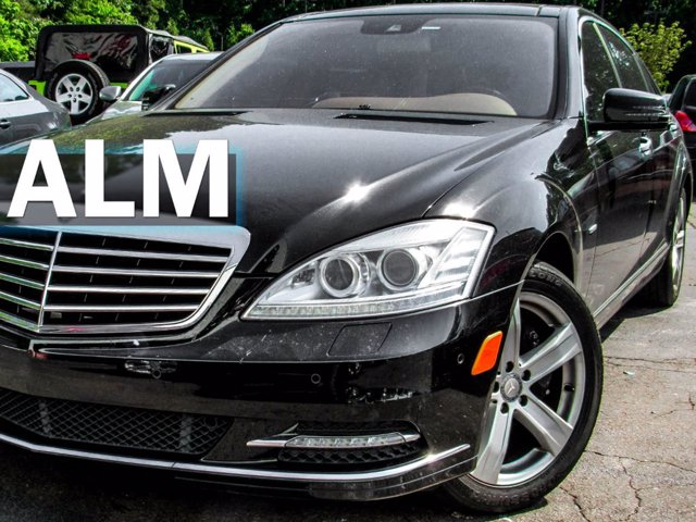 Pre-Owned 2012 Mercedes-Benz S-Class S 550