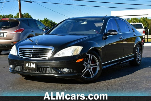 Pre-Owned 2008 Mercedes-Benz S-Class 5.5L V8