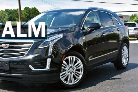 Pre-Owned 2018 Cadillac XT5 Premium Luxury AWD With Navigation & AWD