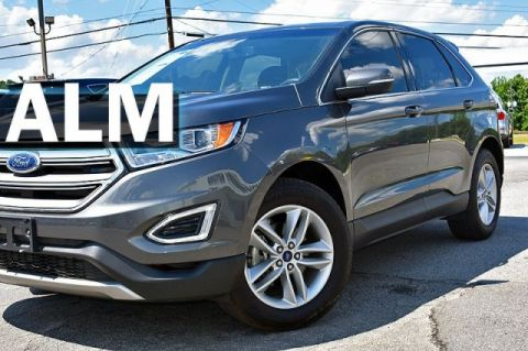 Pre-Owned 2018 Ford Edge SEL FWD Sport Utility