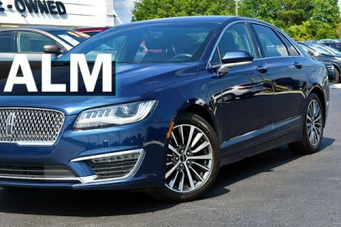 Pre-Owned 2017 Lincoln MKZ Hybrid Premiere