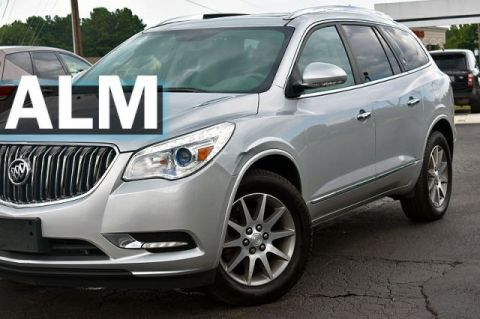Pre-Owned 2016 Buick Enclave Leather AWD