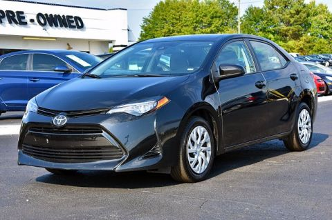 Pre-Owned 2018 Toyota Corolla FWD 4dr Car