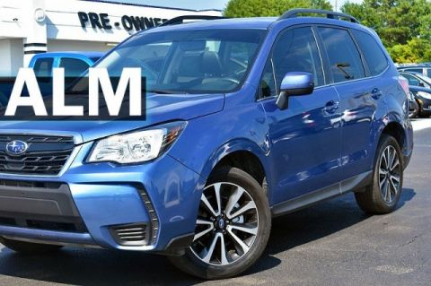 Pre-Owned 2018 Subaru Forester Premium AWD