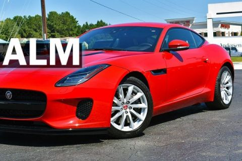 Pre-Owned 2018 Jaguar F-TYPE 340HP