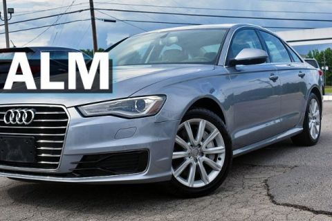 Pre-Owned 2016 Audi A6 2.0T Premium Plus With Navigation & AWD