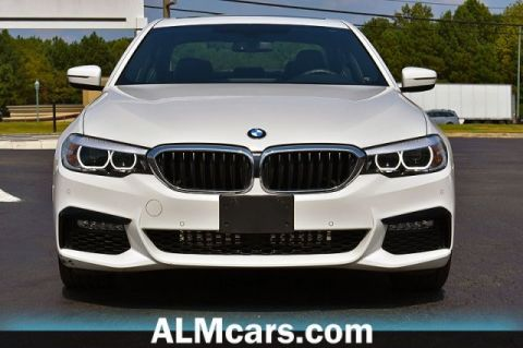 Pre-Owned 2018 BMW 5 Series 540i